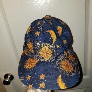Other - Blue low pro cap